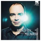 Prokofiev: Piano Sonatas Nos. 2, 6, 8 by Alexander Melnikov