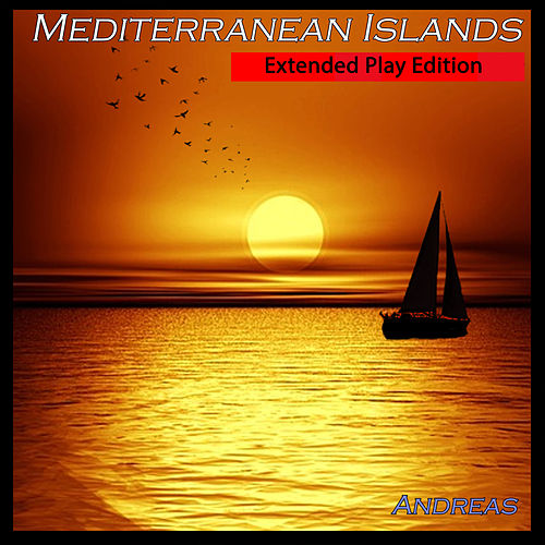 Mediterranean Islands by Andreas