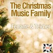 The Christmas Music Family von Ferrante and Teicher