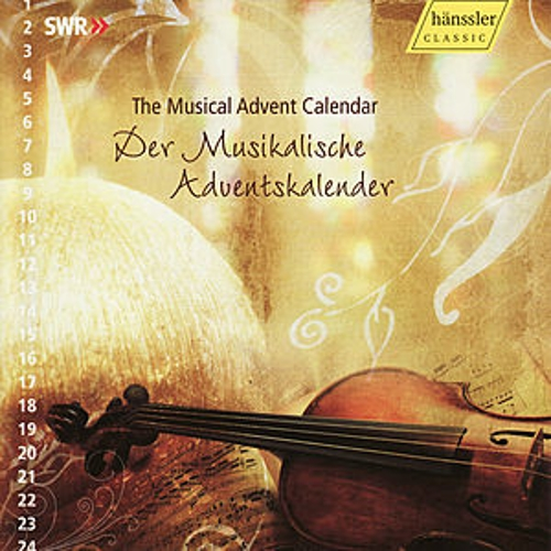The Musical Advent Calendar by Various Artists