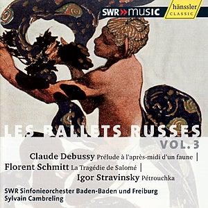 Debussy: Prélude à l'après-midi d'un faune - Schmitt: La Tragédie de Salomé, et al. by SWR Sinfonieorchester Baden-Baden und Freiburg