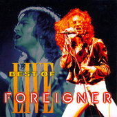 Best Of Live by Foreigner