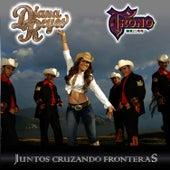 Juntos Cruzando Fronteras by Diana Reyes