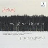 Symphonic Dances; Holberg Suites; Two Elegiac Songs by Estonian National Symphony Orchestra
