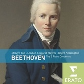 Beethoven: The 5 Piano Concertos by Melvyn Tan