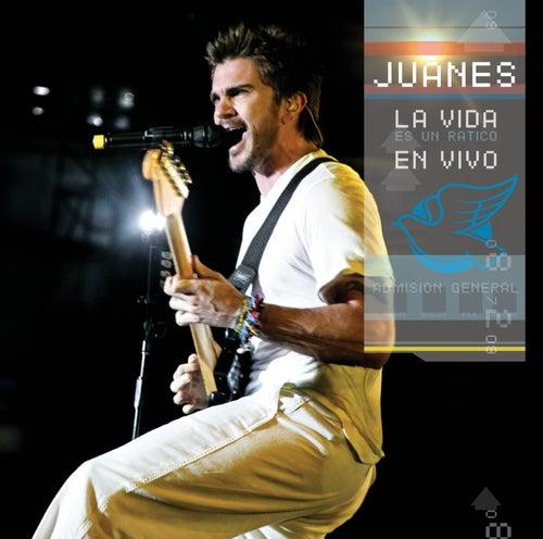 La Vida Es Un Ratico En Vivo by Juanes