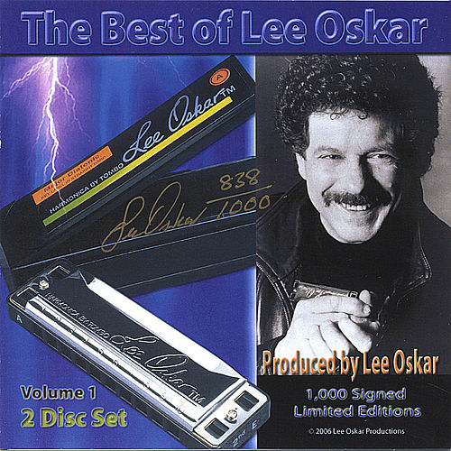 The Best of Lee Oskar Vol. 1 by Lee Oskar
