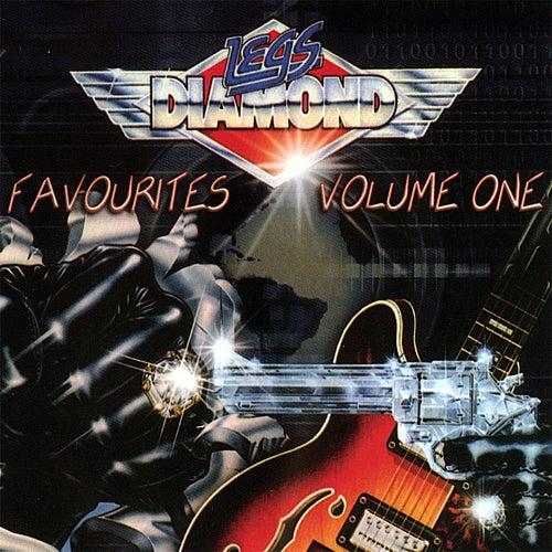 Favourites Volume One by Legs Diamond