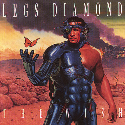 The Wish by Legs Diamond