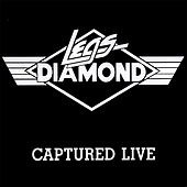 Captured Live by Legs Diamond
