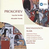 Prokofiev: Ivan the Terrible/Alexander Nevsky etc. by Various Artists