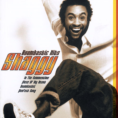 Boombastic Hits by Shaggy