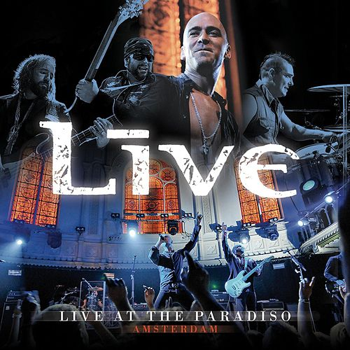 Live At The Paradiso - Amsterdam by Live