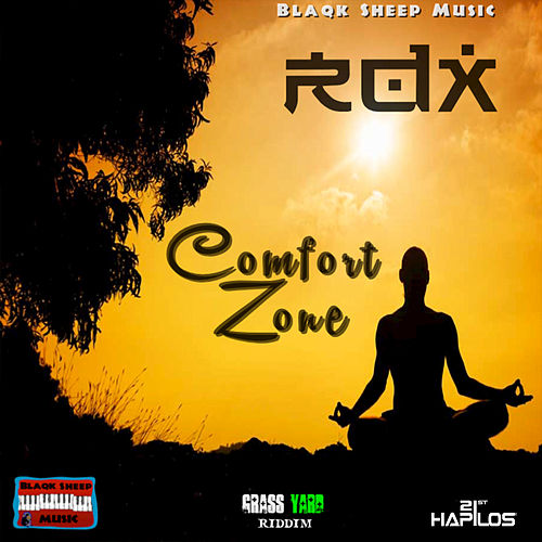 Comfort Zone - Single by RDX