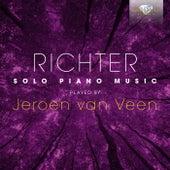 Richter: Solo Piano Music played by Jeroen van Veen by Jeroen van Veen