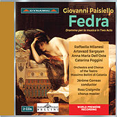 Paisiello: Fedra (Live) by Various Artists