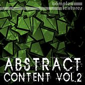 Abstract Content, Vol. 2 by Various Artists