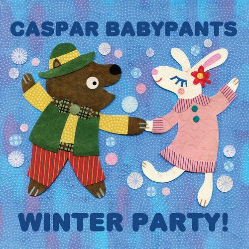 Frozen Penguin by Caspar Babypants