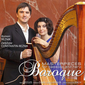 Baroque Masterpieces for Bassoon and Harp by Delphine Constantin-Reznik