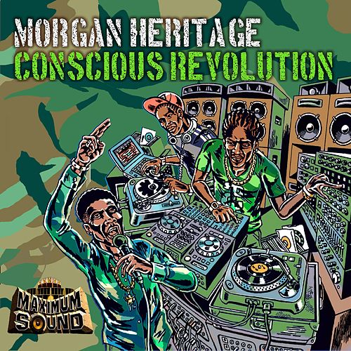 Conscious Revolution by Morgan Heritage