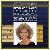 Richard Strauss: Don Quixote & Selected Songs by Various Artists