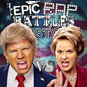 Donald Trump vs Hillary Clinton by Epic Rap Battles of History