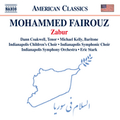 Mohammed Fairouz: Zabur by Various Artists