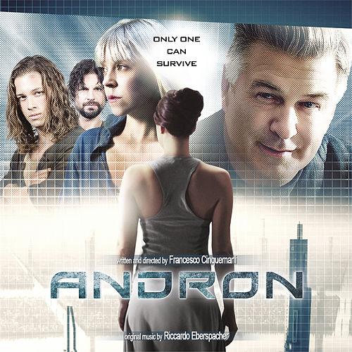 Andron The Black Labyrinth (Colonna sonora originale del film) by Riccardo Eberspacher