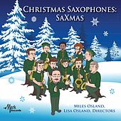 Christmas Saxophones: SaXmas by Various Artists
