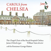 Carols from Chelsea by Various Artists