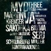 Three Year Anniversary (VA) Mixed by Pauke Schaumburg by Various