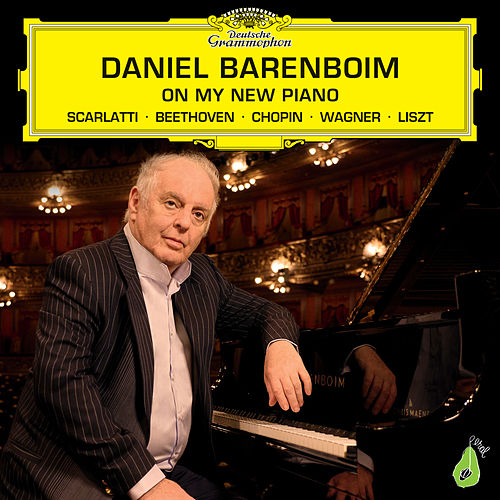 On My New Piano by Daniel Barenboim