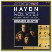 Haydn: String Quartets - The Lark, The Bird & The Rider by Henschel Quartet