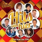 Hits Van Hier - Het Beste Van 2016 by Various Artists