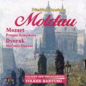 Dvořák, Mozart & Smetana: Orchestral Works by Junge Philharmonie Köln