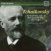 Tchaikovsky: Symphony No. 5 - Serenade for Strings by Various Artists