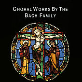 Choral Works by the Bach Family by Roos de Wijs