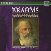 Brahms: Tragic Overture - Symphony No. 4 by Sofia Philharmonic Orchestra