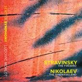 Stravinsky: The Firebird - Vladimir Nikolaev: The Sinewaveland (Live) by Seattle Symphony Orchestra