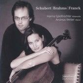 Schubert, Brahms & Franck: Cello Sonatas by Hanna Spielbüchler