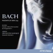 Bach: Magnificat in D Major, BWV 243 - Kuhnau: Wie schön leuchtet der Morgenstern by Various Artists