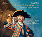 Telemann: Trumpet & Horn Concertos von Various Artists