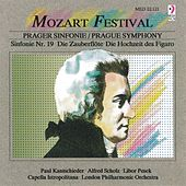 Mozart Festival: Prague Symphony, Symphony No.19, Magic Flute, The Marriage of Figaro by Various Artists