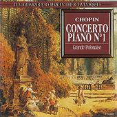 Chopin: Piano Concerto No.1, Etudes, Op. 10 & Grande Polonaise by Various Artists