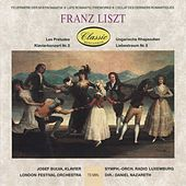 Late Romantic Fireworks: Franz Liszt by Various Artists