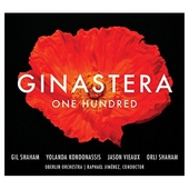 Ginastera: One Hundred by Various Artists