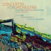 Concertos for Orchestra (Live) by Cincinnati Symphony Orchestra