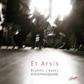Brahms & Vasks: Piano Quartets by Et Arsis Piano Quartet