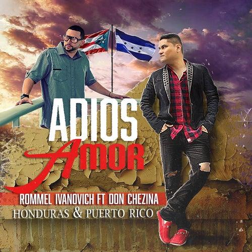 Adios Amor (Single) by Don Chezina