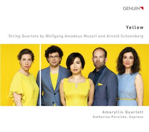 Mozart & Schoenberg: String Quartets by Amaryllis Quartett